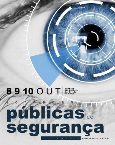Jornadas Públicas de Segurança 2015