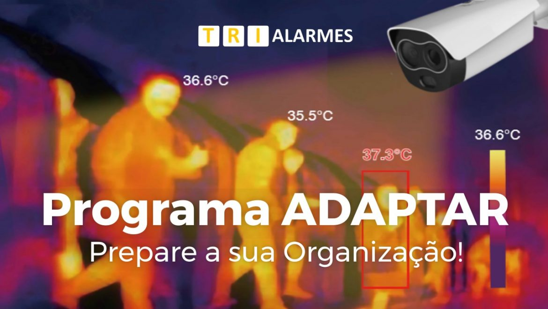 Programa ADAPTAR | Despesas combate Covid-19, 80% Fundo Perdido