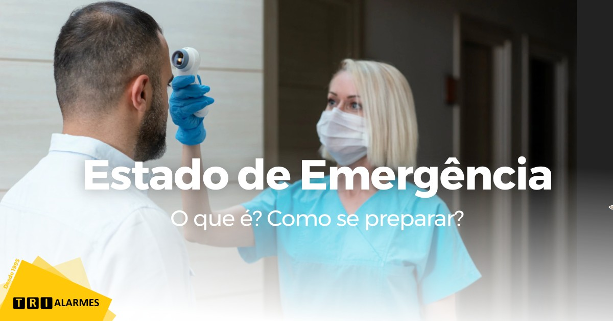 Novo Estado de Emergência: Quais as novas Medidas?